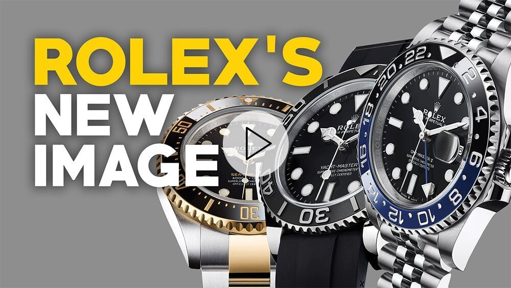 Rolex Changed EVERYTHING: 2019 Baselworld Rolex Watches