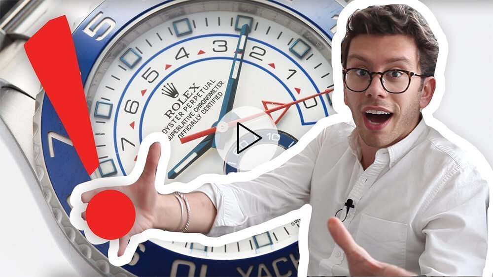 Most Popular Watch Questions: Rolex Yachtmaster, Authorized Dealers, + More!