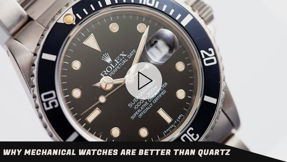 2 Reasons You Should Own A Mechanical Watch