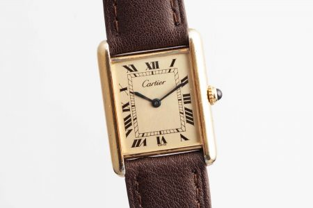 Cartier Tank Loius vintage watches