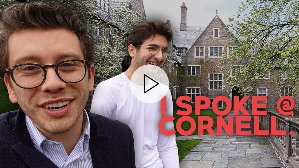 Investing in WATCHES at Cornell University