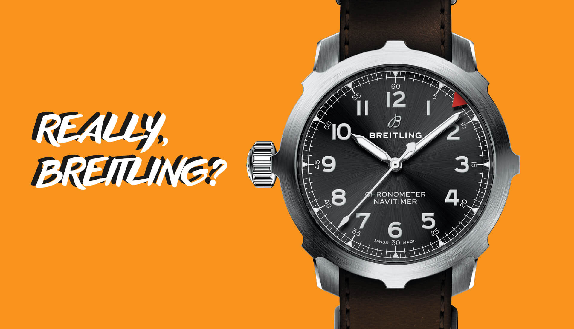 RANT&H: Breitling's New Super 8 Is A Fraud