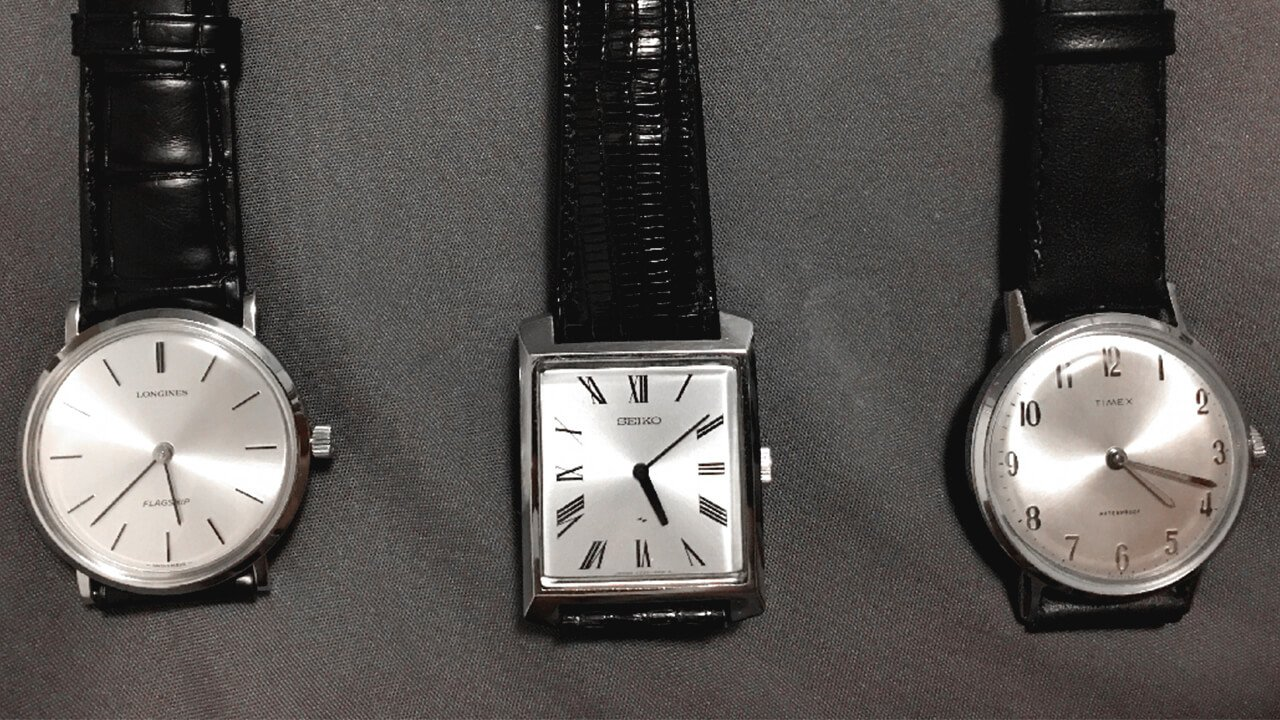 Collection Review: 3-Piece Dress Watch Collection Under $1000
