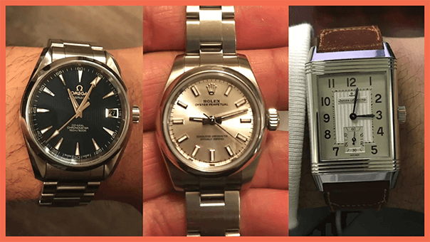 Collection Review: Reviewing A Watch Collection From Nixon to A. Lange & Sohne