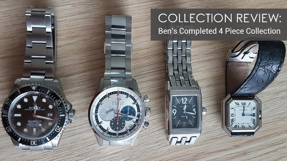 Collection Review: Ben's Completed 4 Piece Collection