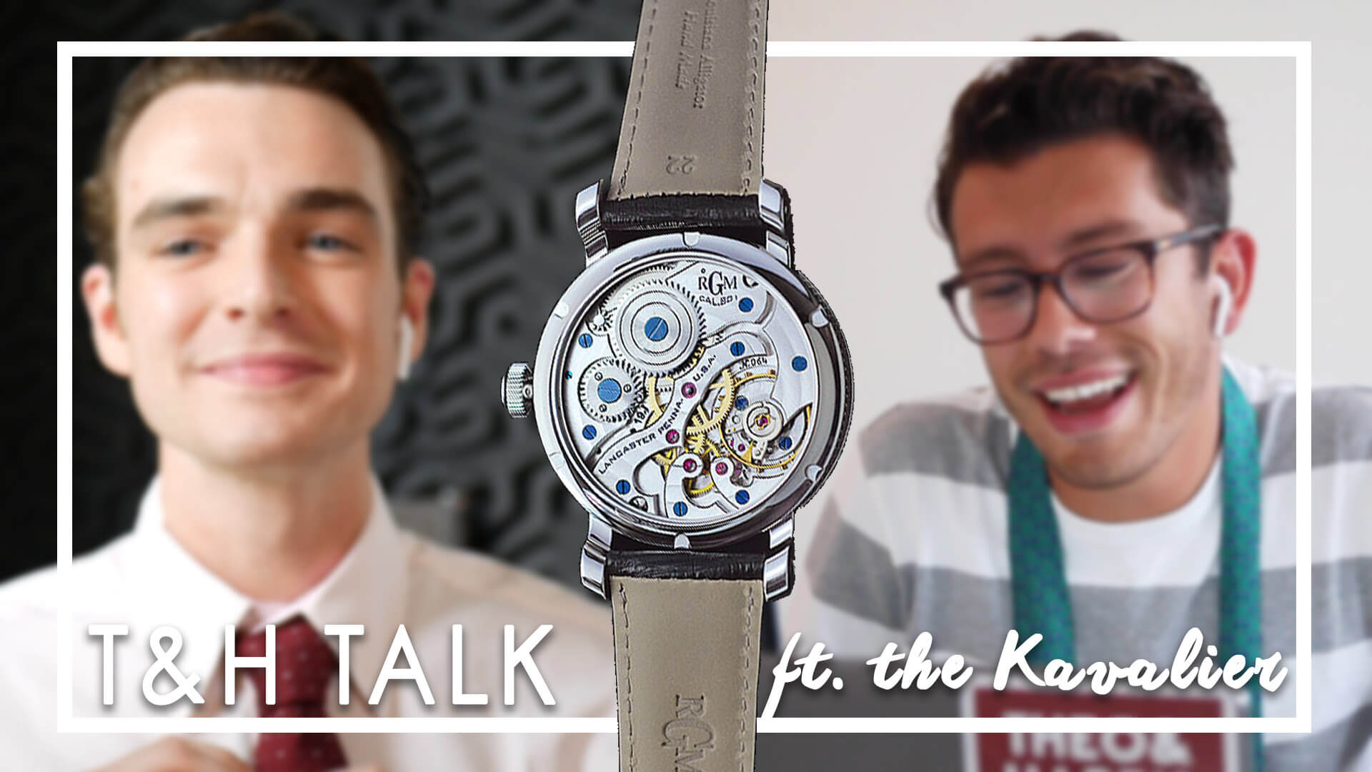 T&H TALKS: American Made Watches and their Premiums (RGM, Shinola, Weiss) feat. Jon Shanahan