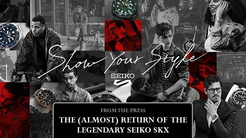 The (Almost) Return of the Legendary Seiko SKX