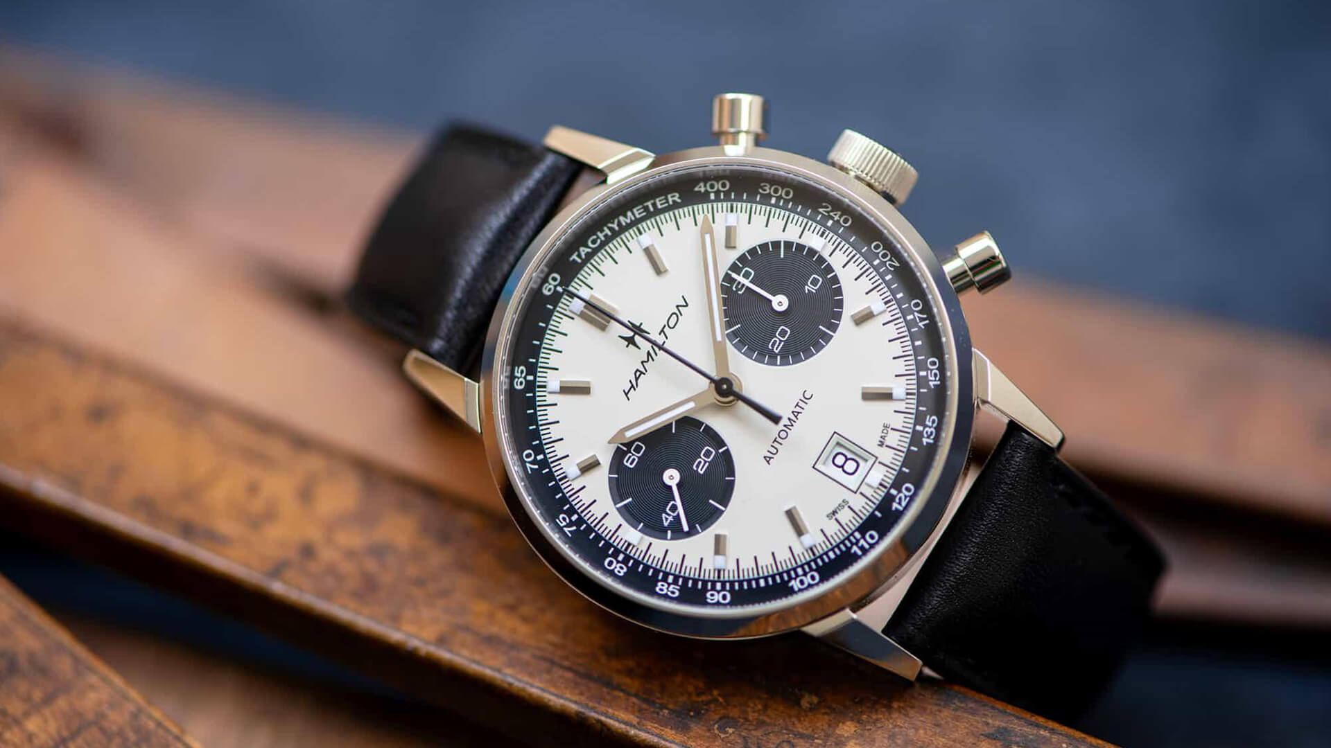 From The Press: Introducing the Hamilton Intra-Matic Auto Chrono