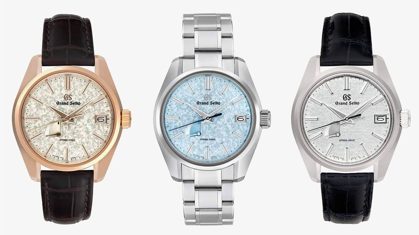 From The Press: Grand Seiko Has Gone West With 3 US Limited Editions