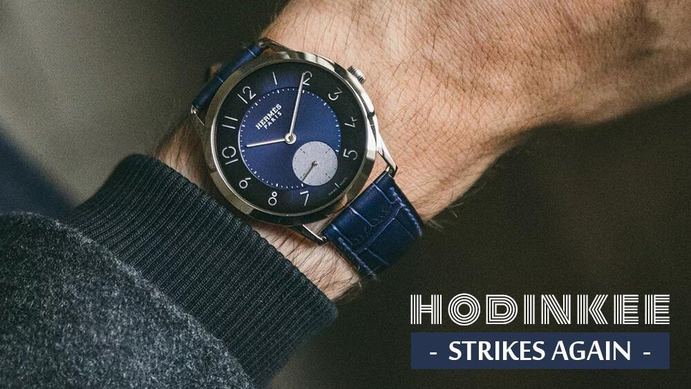 Meet the The Slim d'Hermès Limited Editions For HODINKEE