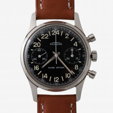 Guinand Chronograph vintage watches