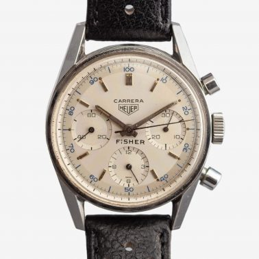 Heuer Carrera 2447D vintage watches