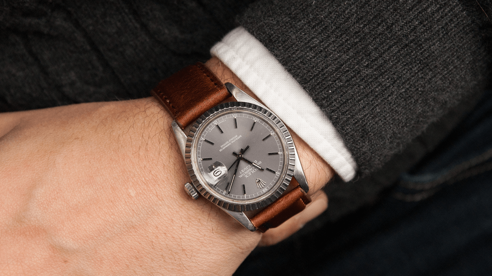 In The Metal: IWC, OMEGA, ROLEX & More