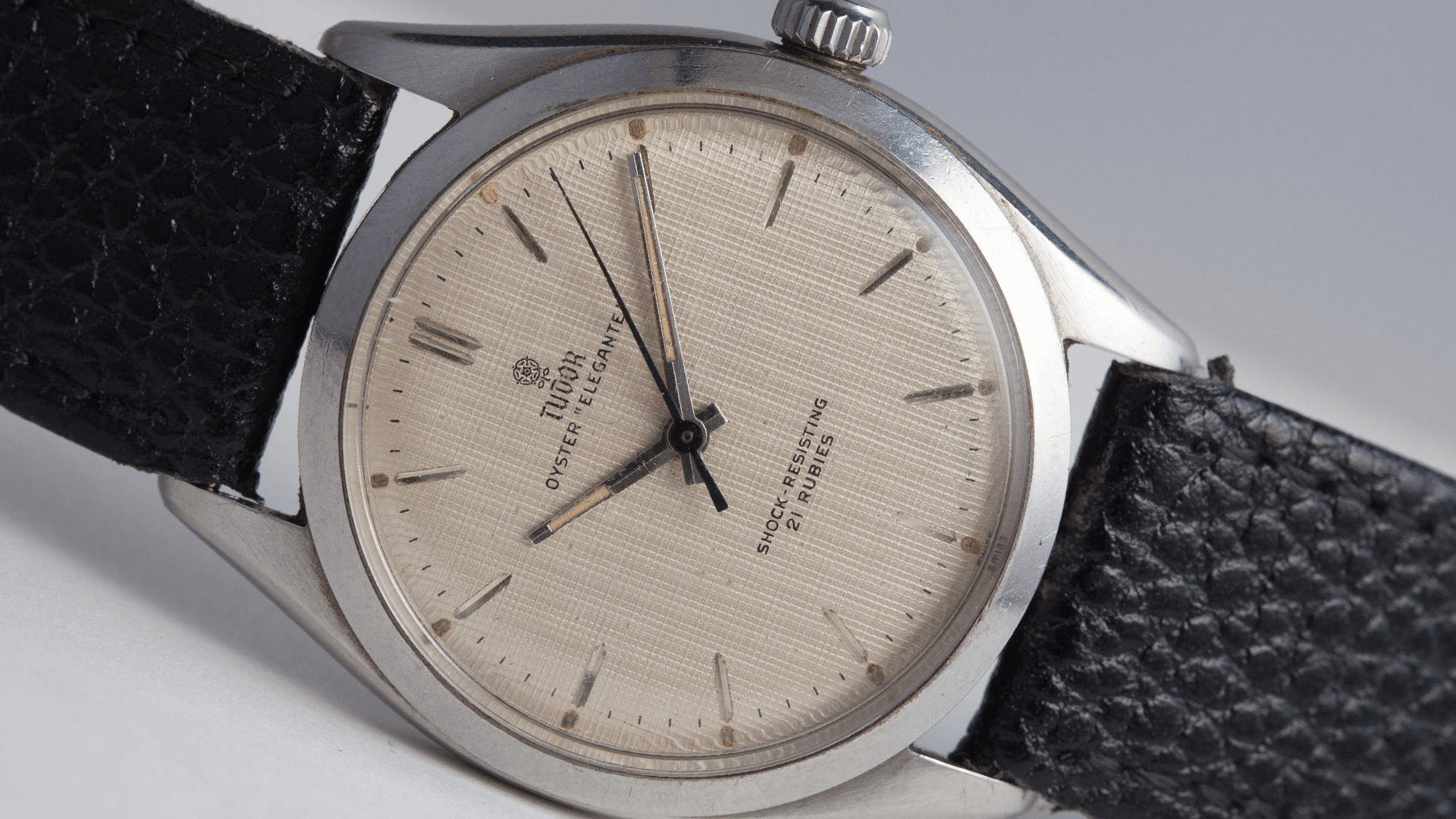 "In The Metal: You Have Never Seen This Tudor ""Elegante"" Before"