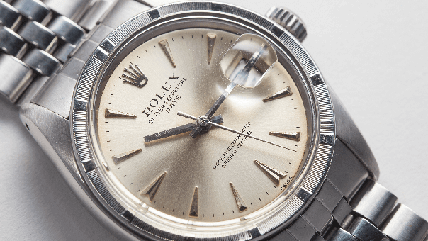 In The Metal: Blue, Ghost + Big Logo Rolex Datejusts, A Tudor Oyster Prince & More