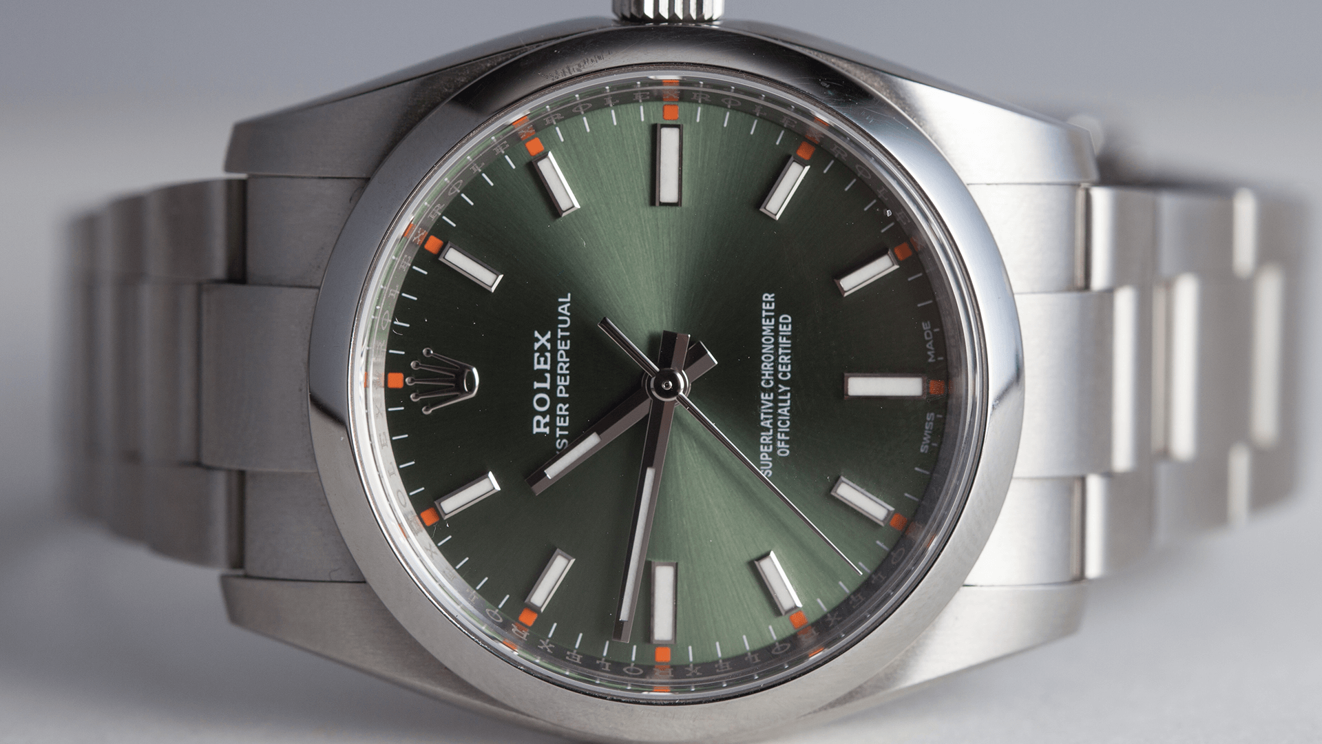In The Metal: Rolex Oyster Perpetual, Tudor Quartz, & A Rolex Day-Date