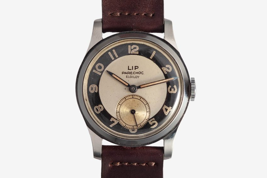 LIP PareChoc vintage watches