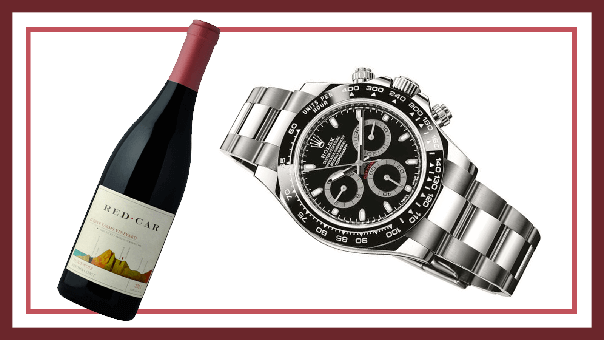 Liquor Run: Car or Watch – Which is the Better SPLURGE?