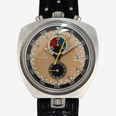 Omega Bullhead vintage watches