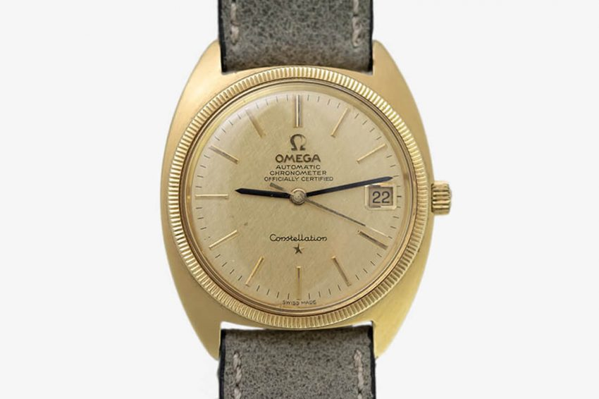 Omega Constellation vintage watches