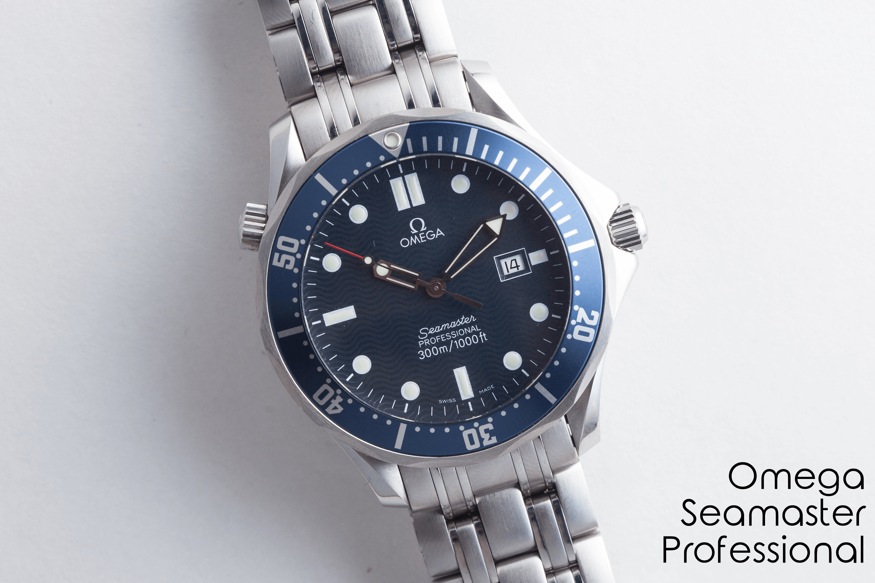 Omega seamaster professional vintage watches for Omega seamaster professional