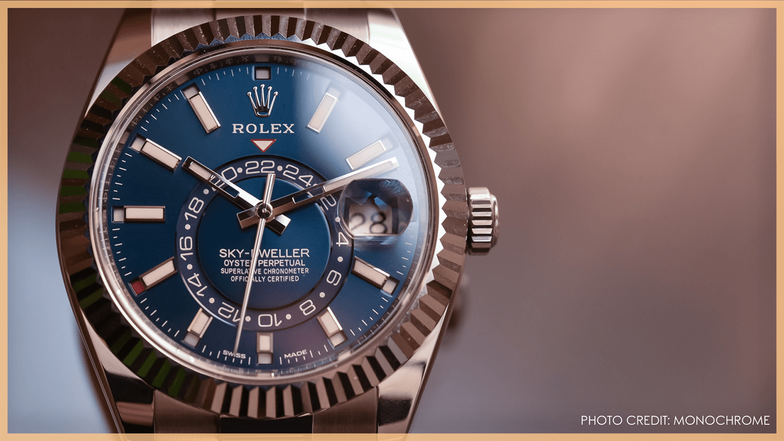 RANT&H: Rolex's Most COMPLICATED Modern Watch – The SKY-DWELLER