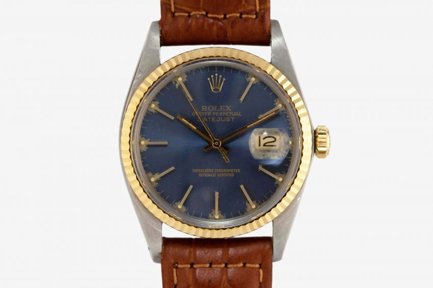 Rolex Datejust Ref. 16013 vintage watches
