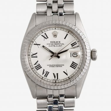 Rolex Datejust Buckley