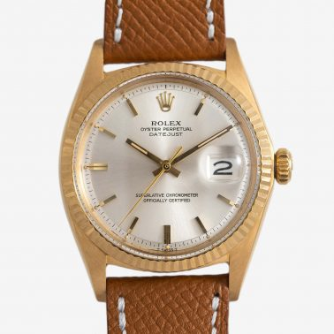 Rolex Datejust Gold