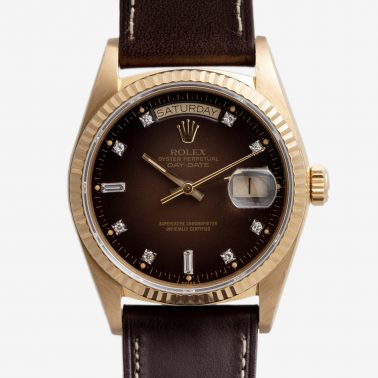 Rolex Day Date Vignette vintage watches