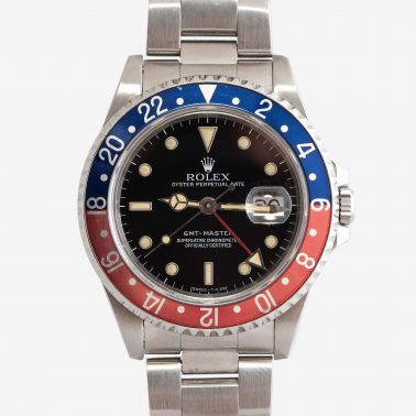 Rolex GMT Master Ref. 16700 vintage watches