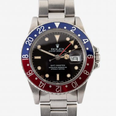 Rolex GMT Master 16750 vintage watches