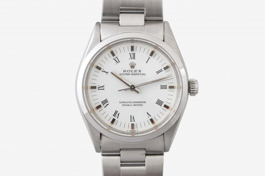 Rolex Oyster Perpetual vintage watches