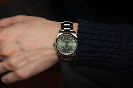 Rolex Oyster Perpetual Ref 114200 02-13-18 2