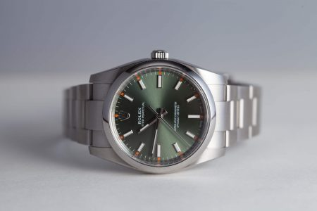 Rolex Oyster Perpetual Ref 114200 02-13-18 3
