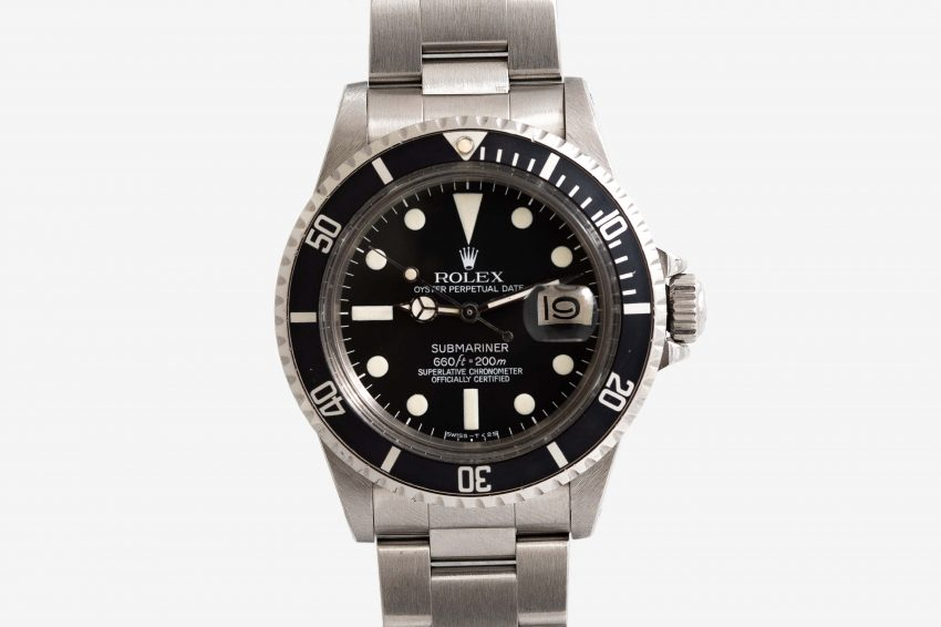 Rolex Submariner vintage watches