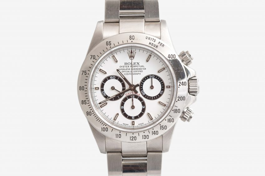 Rolex Zenith Daytona vintage watches