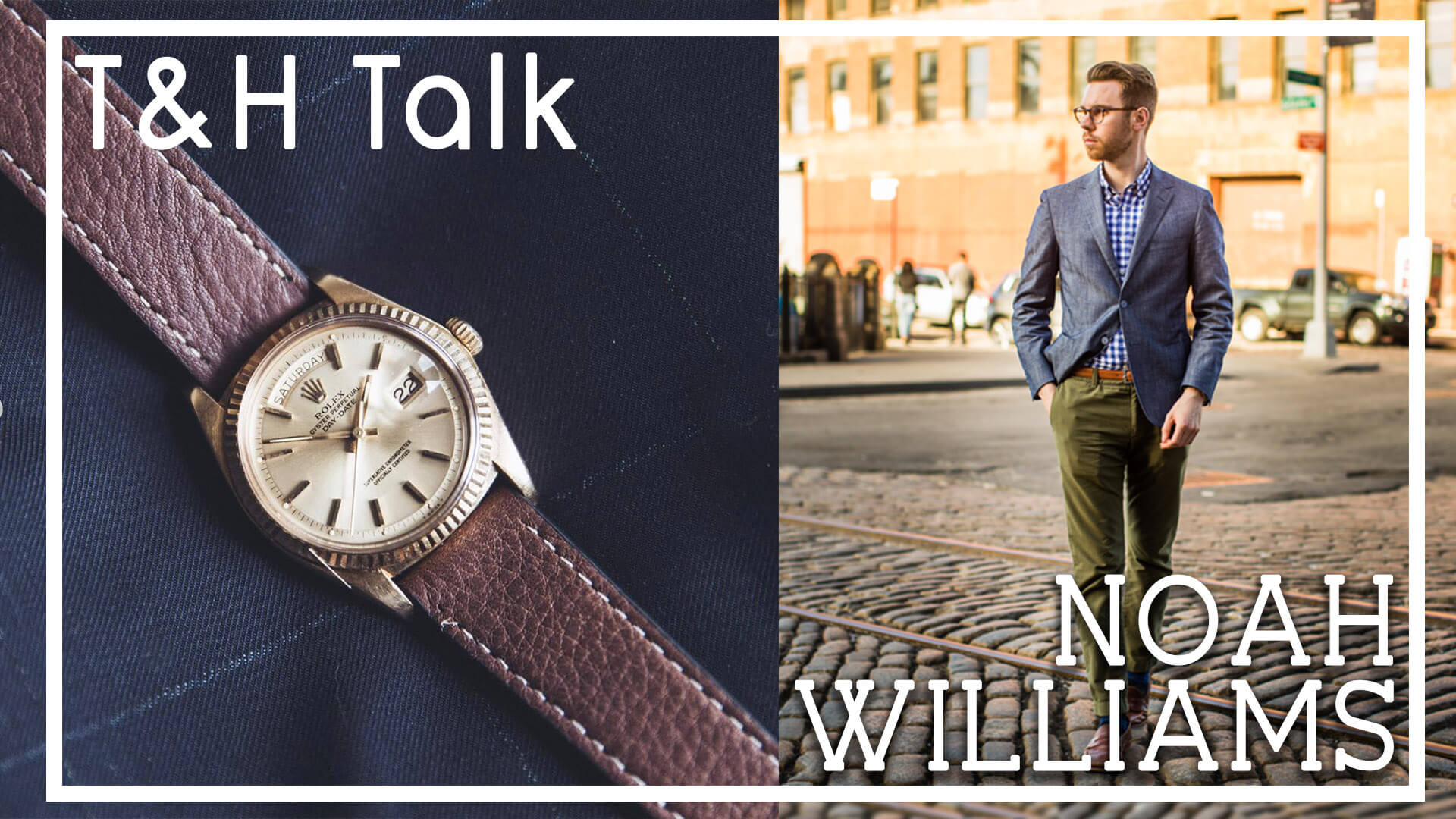 T&H TALKS: Why Daniel Wellington Is Beating Brooks Brothers