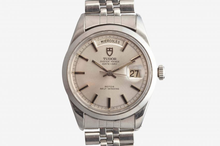 Tudor Date Day vintage watches