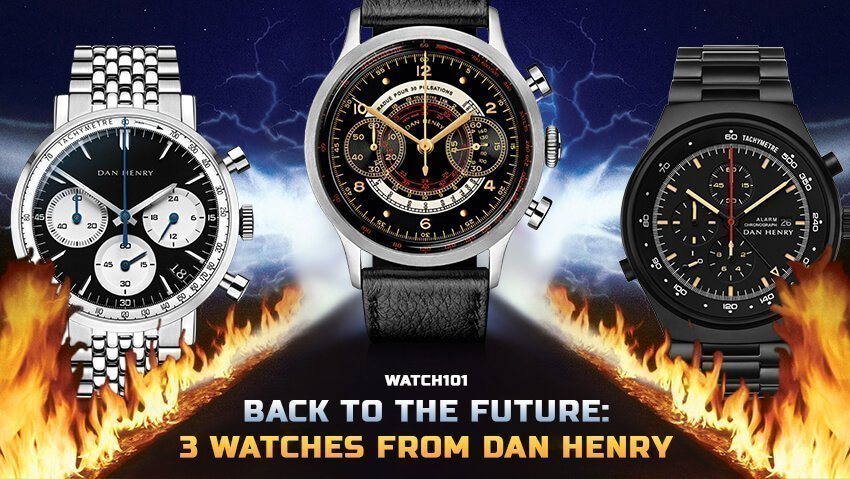 Back to the Future with Three Pieces from Dan Henry