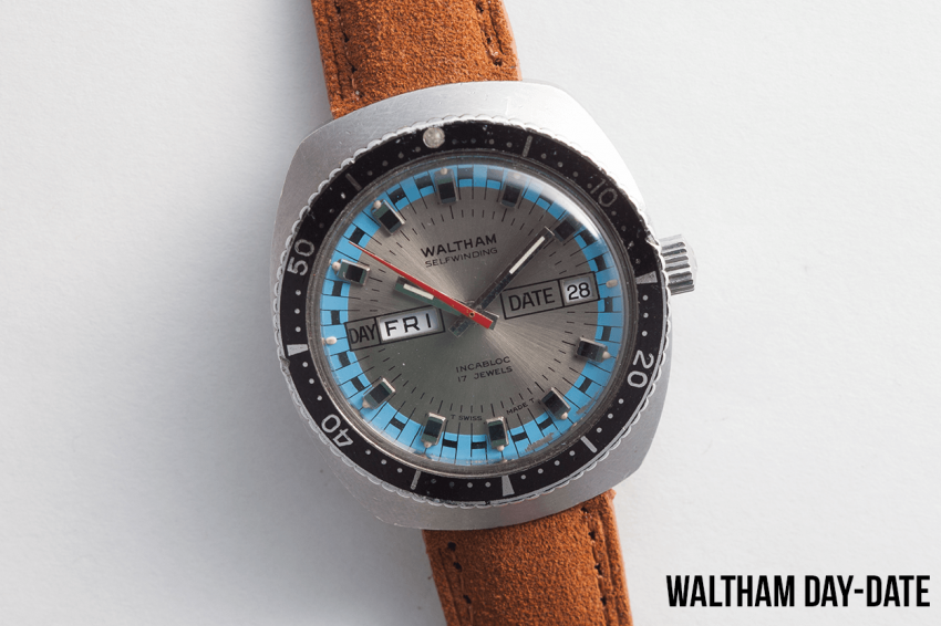 Waltham watches dating