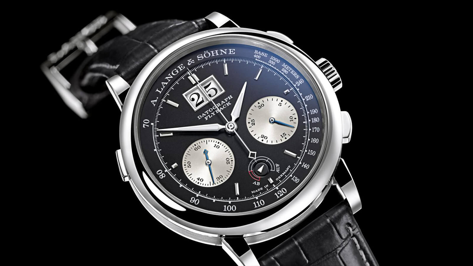 The Art of Design: The A. Lange & Söhne Datograph