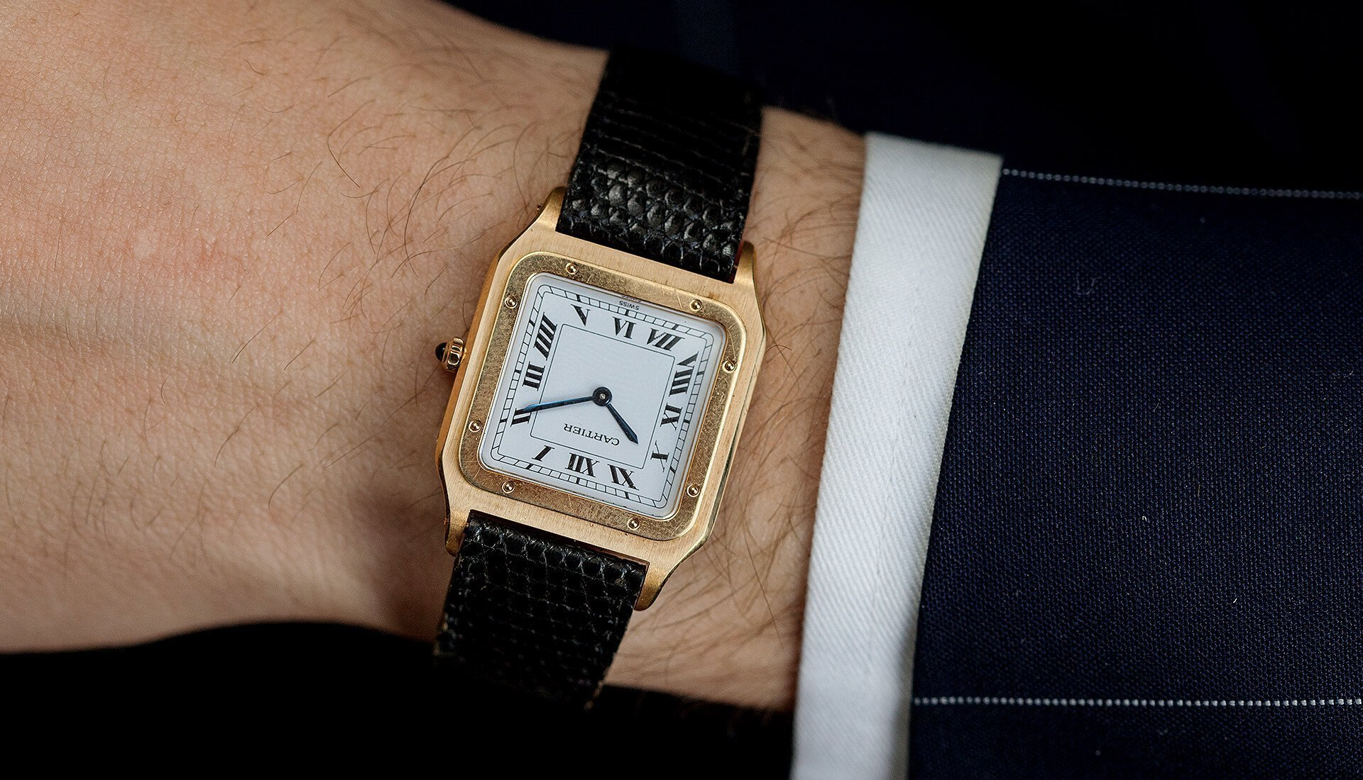 Watch 101: Unlikely Horological Heroes: The Cartier Santos Dumont
