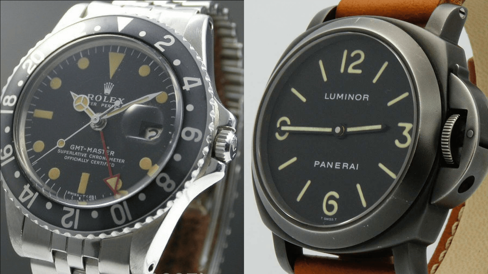 ASKTNH LIVE: Talking Che Guevara's Rolex GMT & PVD Coated Watches