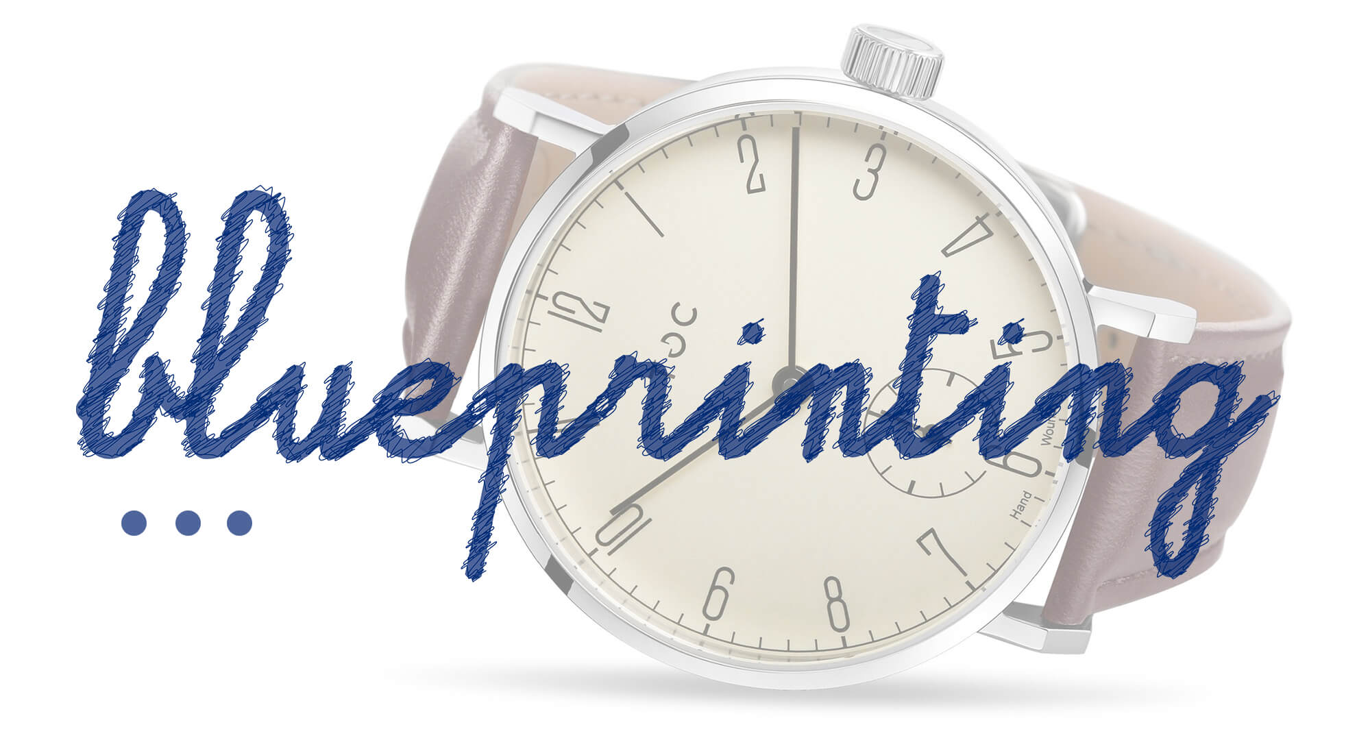Blueprinting: Building a Micro-Brand Watch
