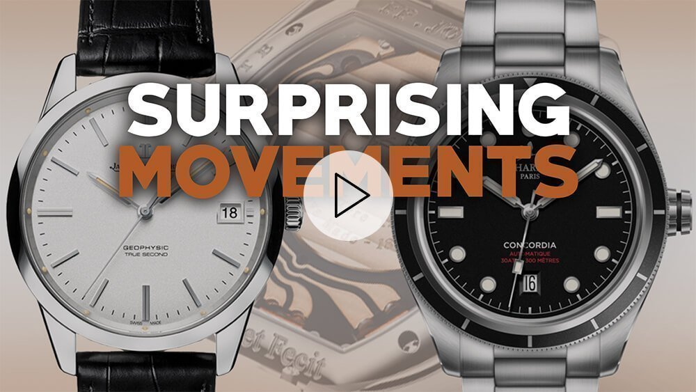 SURPRISING Watch Movements You've Never Heard Of