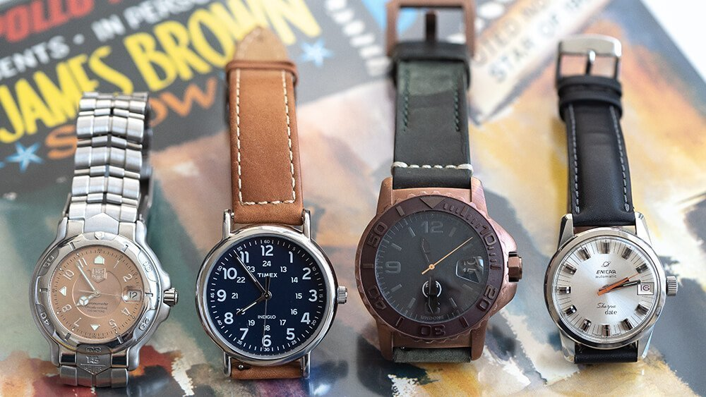 Ultimate Affordable Watch Collection: From Timex to Tag Heuer