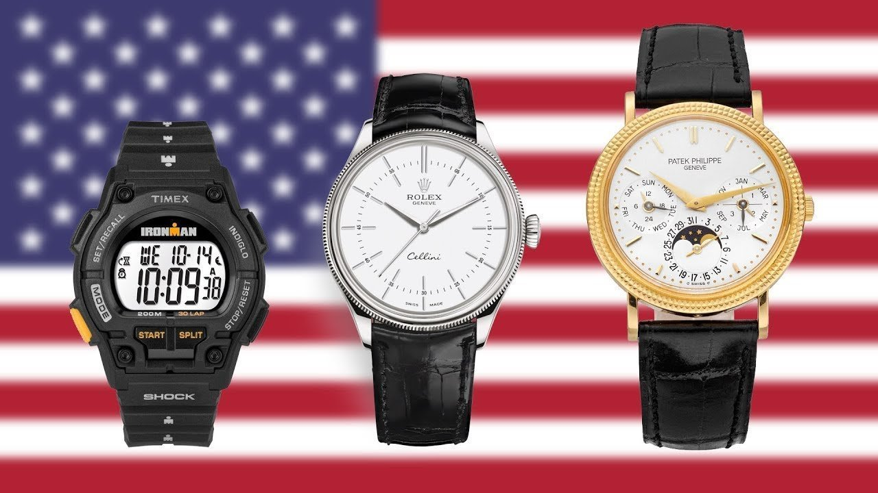 RANT&H: Watches of United States Presidents