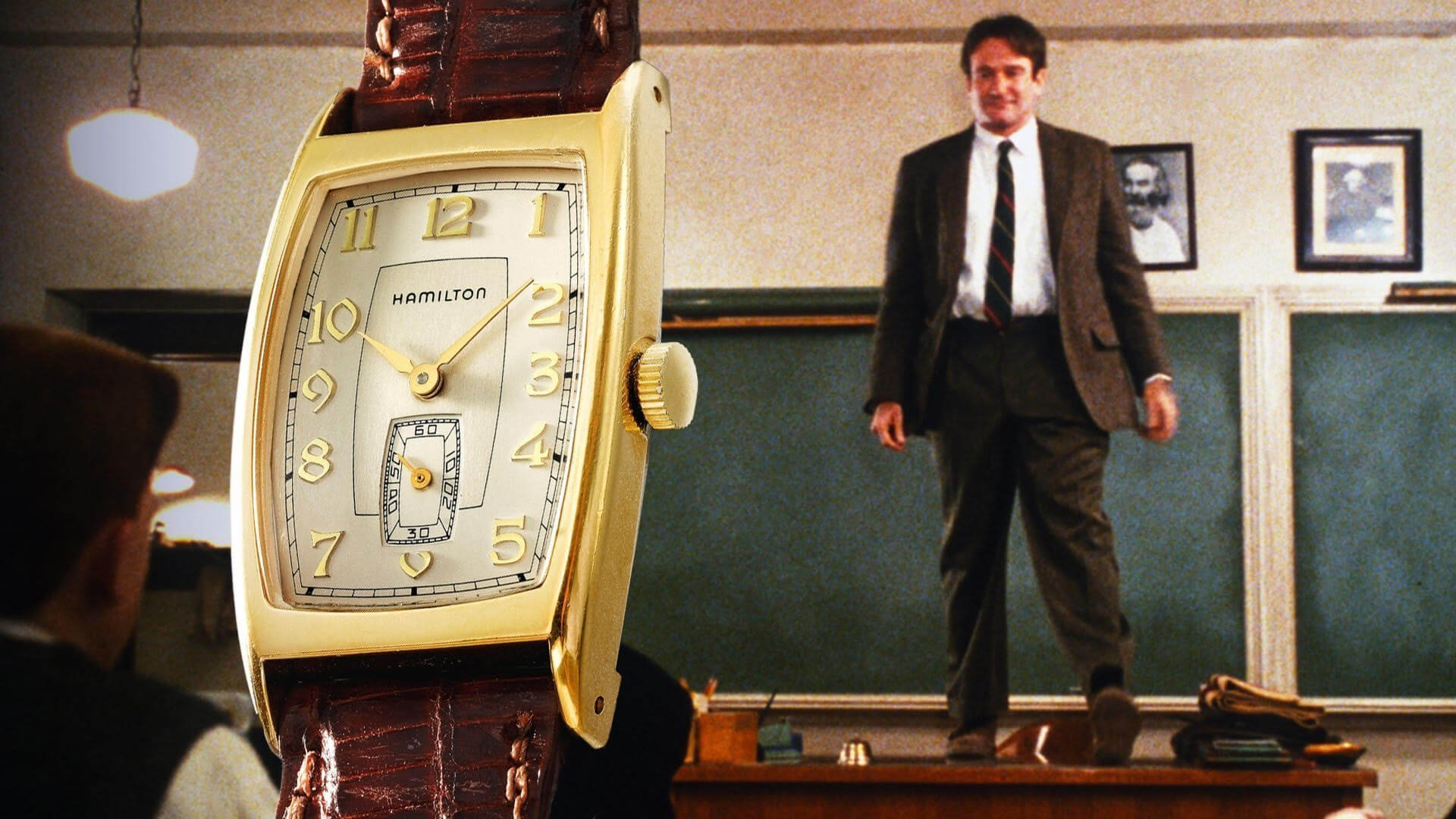 Liquor Run: Robin Williams' $30,000 Hamilton Wristwatch