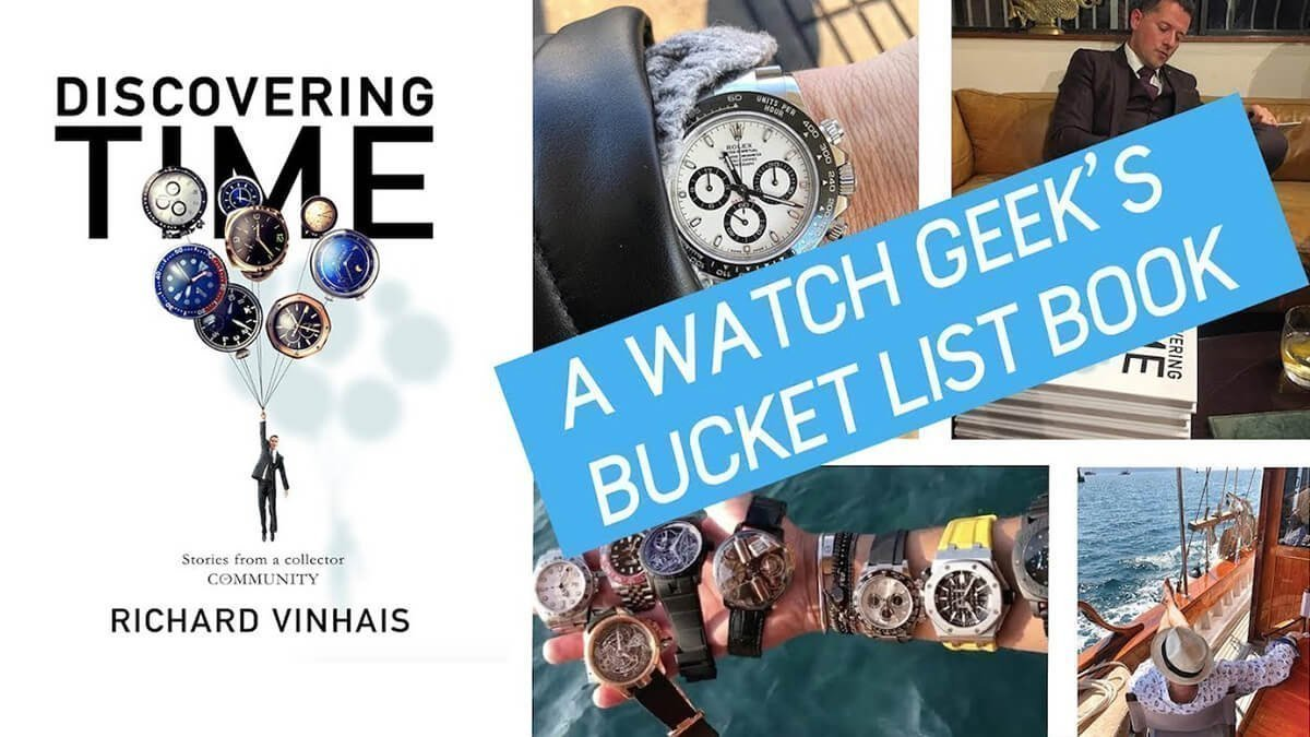 RANT&H: A Watch Geek Must-Read